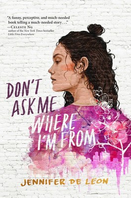 book cover: Don't Ask Me Where I'm From
