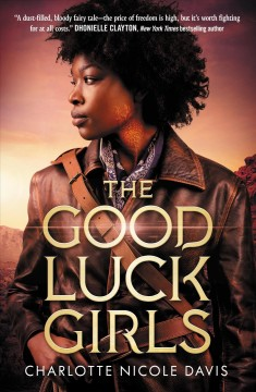 book cover: The Good Luck Girls