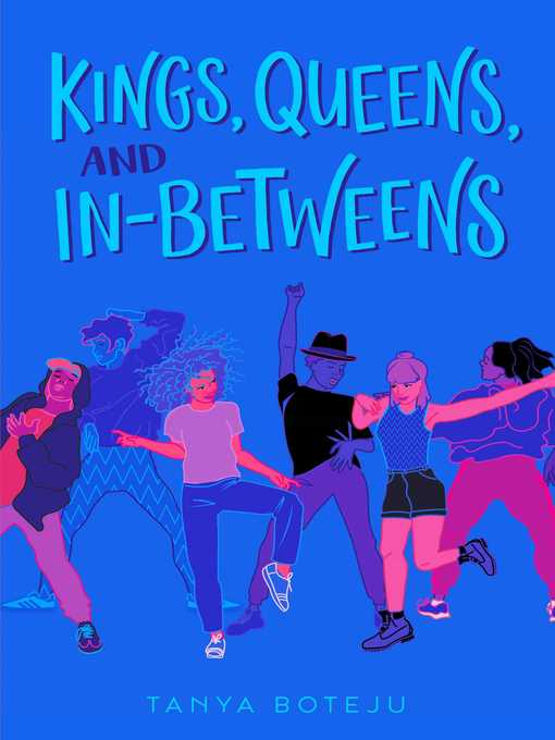 book cover: Kings, Queens, and In-Betweens