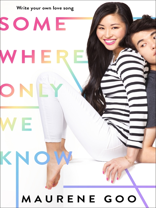 book cover: Somewhere Only We Know